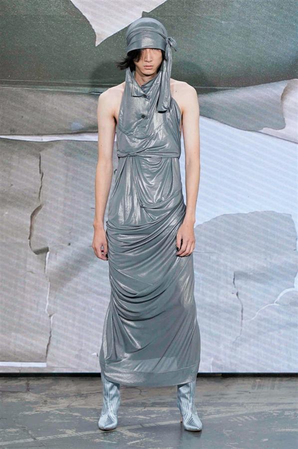 Vivienne Westwood İlkbahar/ Yaz 2022 Tasarımları