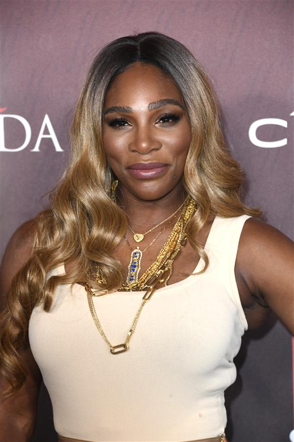 Yeni Bal Sarısı Saçlarıyla Serena Williams - Yeni Bal Sarısı Saçlarıyla Serena Williams