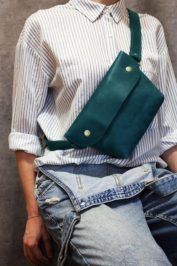 Yeni Nesil Bel Çantaları