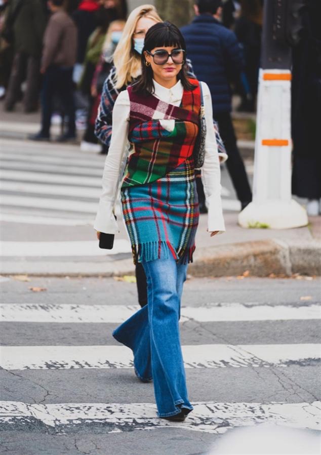 Yeni Normal: Paris Moda Haftası'ndan Öne Çıkan Sokak Stilleri - Yeni Normal: Paris Moda Haftası'ndan Öne Çıkan Sokak Stilleri