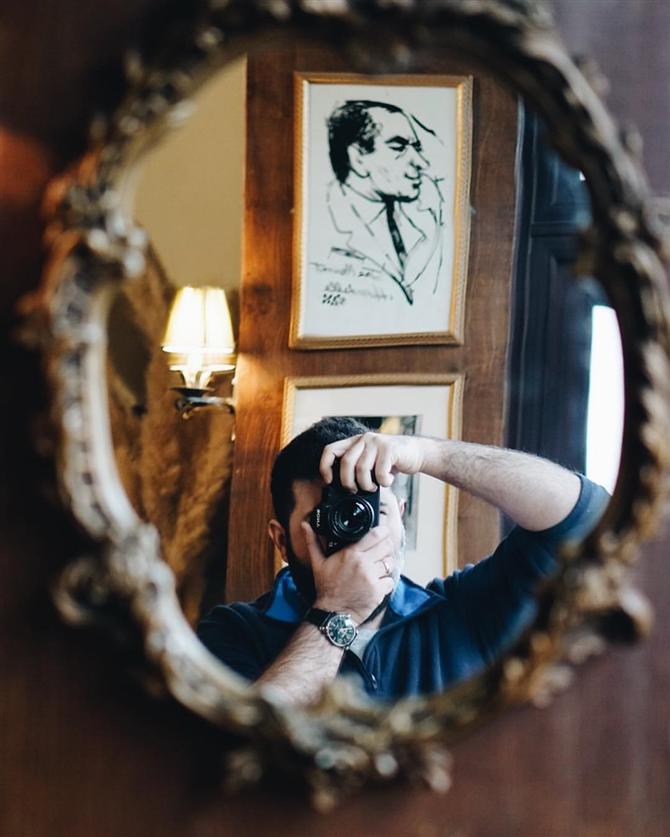 Yönetmen Berat Tunç İle Instagram Trendleri Üzerine Konuştuk