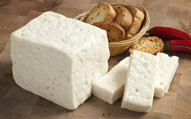 Peynir - Yüksek Kalsiyum İçeren Mucizevi Besinler!