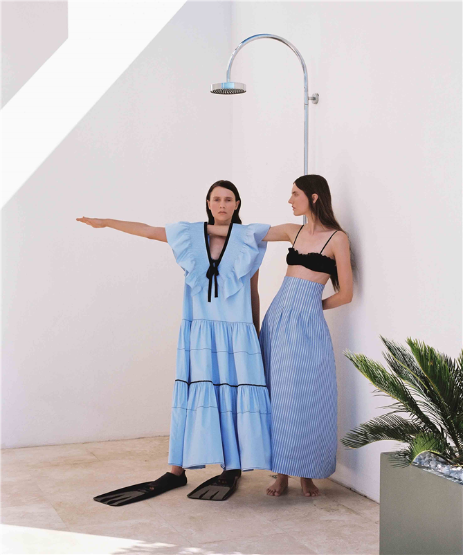 Yüksek Romantizm: Lug Von Siga 2021 Yaz Koleksiyonu