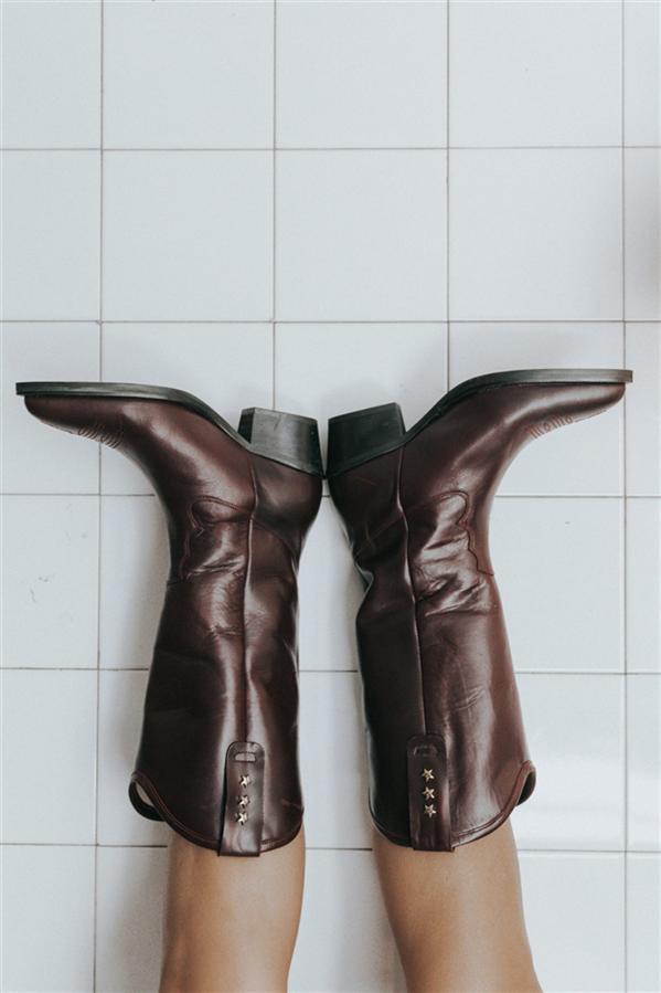 Yükselen Trend: Kovboy Çizmeleri