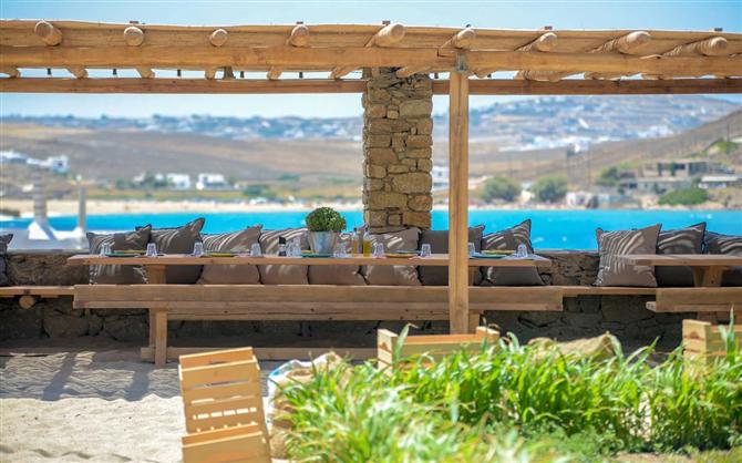 Yunan Mutfağının Yeni Konsepti Mikonos'ta: Farma Restaurant - Yunan Mutfağının Yeni Konsepti Mikonos'ta: Farma Restaurant