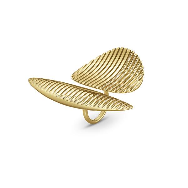 Zaha Hadid ve Georg Jensen'den Ultra Modern Mimari Takılar - Zaha Hadid'li Georg Jensen'den Ultra Modern Mimari Takılar
