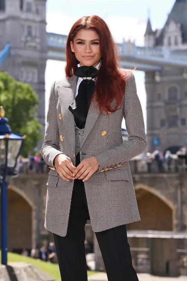 Zendaya'nın Dikkat Çekici Stilinin En İyi Anları