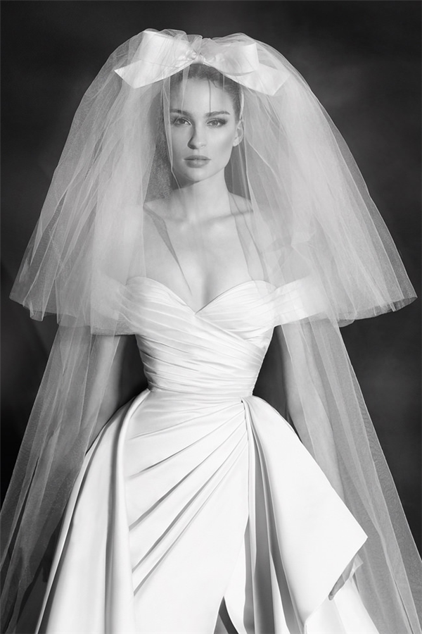 Zuhair Murad Bahar 2022 Bridal Koleksiyonu - Zuhair Murad Bahar 2022 Bridal Koleksiyonu