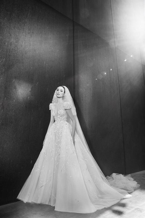 Zuhair Murad Bahar 2022 Bridal Koleksiyonu