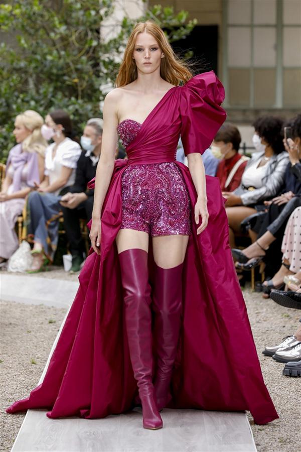 Zuhair Murad Haute Couture Sonbahar/Kış 2021-22 Tasarımları
