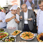 """3. Uluslararası Adana Lezzet Festivali """"Büyük Akdeniz Şöleni""""ne Hazırlanıyor"""