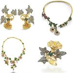 Aida Bergsen Mücevher Koleksiyonu Bergdorf Goodman'da