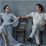 Angelina Jolie ve Brad Pitt Vanity Fair`de