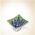 Armaggan Floral Mücevher Koleksiyonu