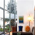 Berna Laçin'in Kandilli'deki evi