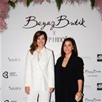 Beyaz Butik Zeynep Erdoğan Tasarımı Gelinliklerini Defileyle Tanıttı