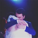 Bülent Emrah Parlak ve Burcu Gönder Evlendi