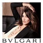 Carla Bruni`li Bulgari Kış 2015 Kampanya Fotoğrafları