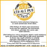 Cibali Balıkçısına Yeni Düzenleme: Cib'Ali Pub Balat