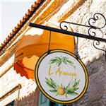 Cunda'da Egeli bir İtalyan, L'arancia