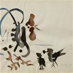 adnan-turani-soyut-kompozisyon