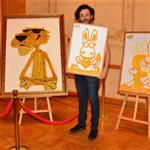 Erdil Yaşaroğlu'nun İkonik Karakterleri Cheetos Müzesi'nde