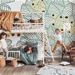 H&M Home Çocuk Odalarına Orman Bitkilerini ve Hayvanları Getiriyor