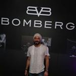 İsviçreli saat markası Bomberg`den lansman partisi