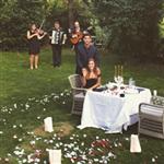 Kaan Yıldırım Ezgi Eyüboğlu`na Evlenme Teklif Etti
