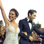 Kadir Doğulu ve Neslihan Atagül'ün Düğünü