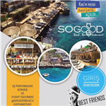 Kaş'ın Yeni İncisi So Good Beach!