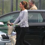 Kate Middleton yoga yaparak zayıfladı