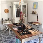 Küçükköy'de Bir Şehirlinin Atölye/Dükkanı; Kuća