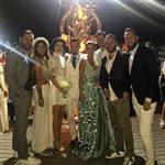 Merve Boluğur ve Murat Dalkılıç`ın Çeşme Düğünü