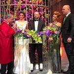 Merve Büyüksaraç Evlendi