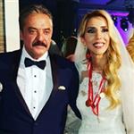 Mesut Akusta ve Şafak Özbir Evlendi
