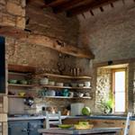 Modern Mutfak Sevmeyenlere: Ahşap Mutfak
