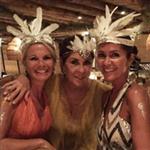 Pia Hakko ve Kerim Yeşil'in Mikonos'taki Düğünü