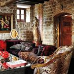 Roberto Cavalli`nin evi