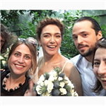 Şebnem Hassanisoughi ve Ahmet Kenan Bilgiç Evlendi