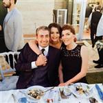 Sinem Öztürk ve Mustafa Uslu Evlendi
