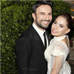 Tarkan ve Pınar Dilek Evlendi