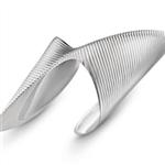Zaha Hadid ve Georg Jensen'den Ultra Modern Mimari Takılar