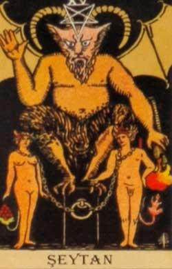 Sır - Şeytan