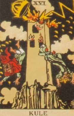 Sır - Yıkılan Kule