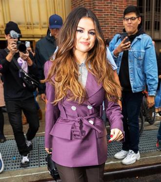 Selena Gomez'in Kış İçin Harika Bir İlham Olduğunun Kanıtı 8 Kombin