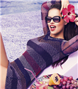Adriana Lima, Vogue Eyewear`in yüzü oldu
