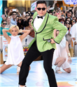 Youtube'da lider Gangnam Style