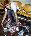 Adidas Justin Bieber`la yola devam ediyor