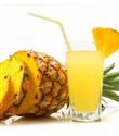 Ananas Suyu İle Yağlara Elveda